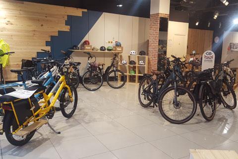 La boutique des Vélos de Victor à Cholet
