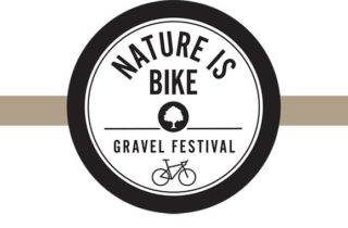 Nature is bike festival logo